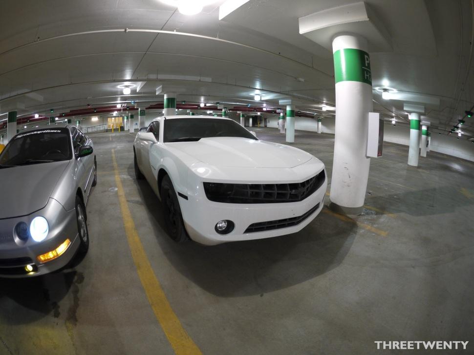 Feb 20 Derrick's Camaro