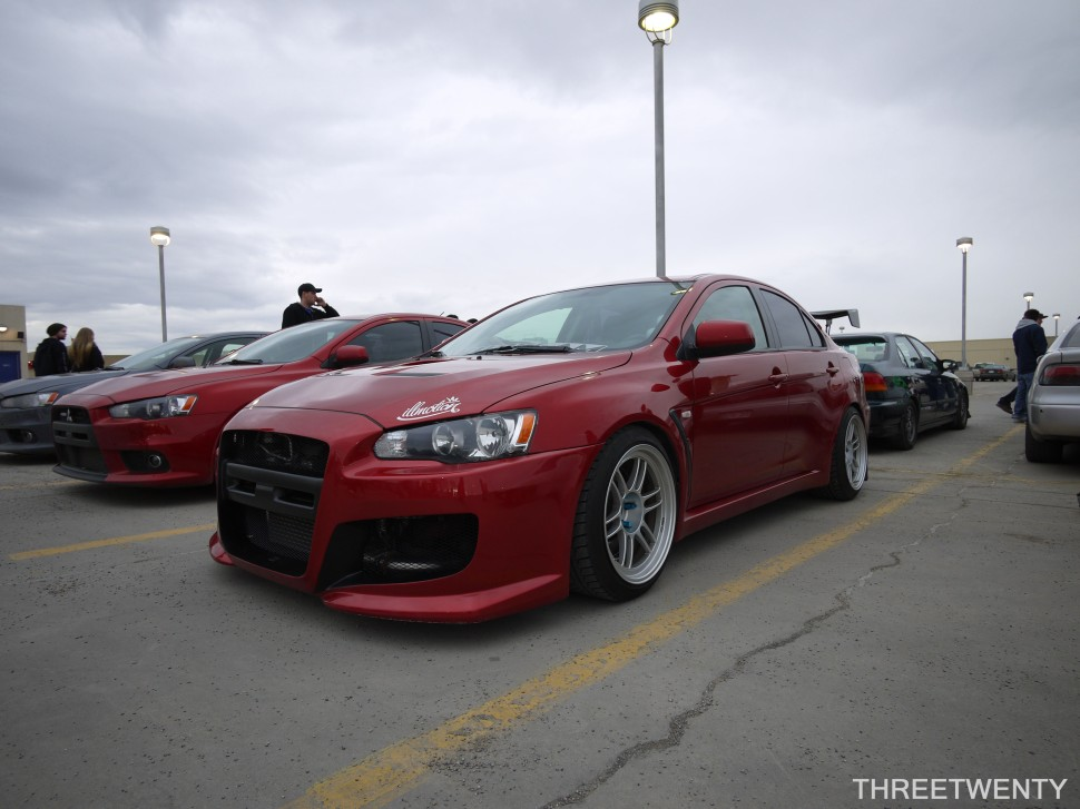 Beyond April 10 Red Evo 2