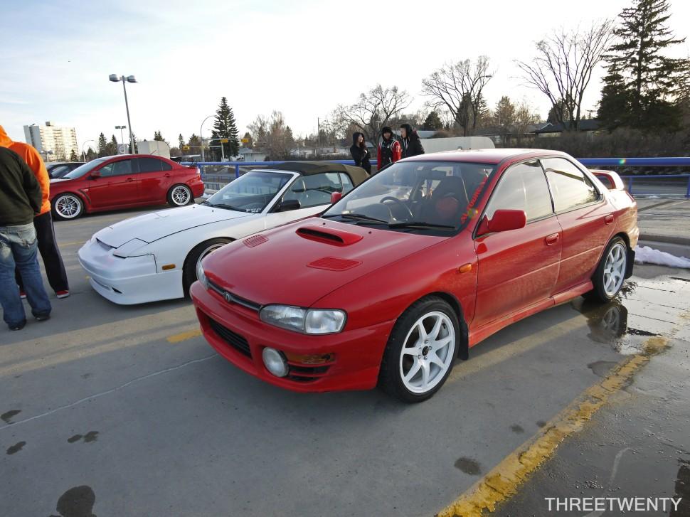 Beyond April 17 Subaru and 240