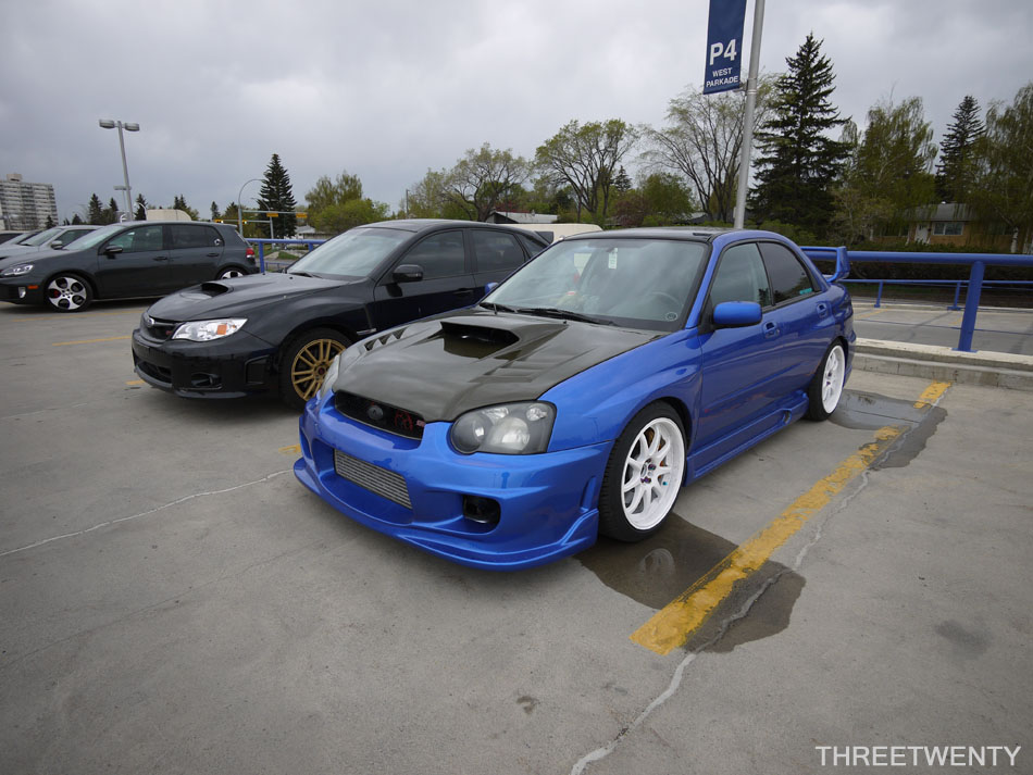 Beyond May 22 Subarus r