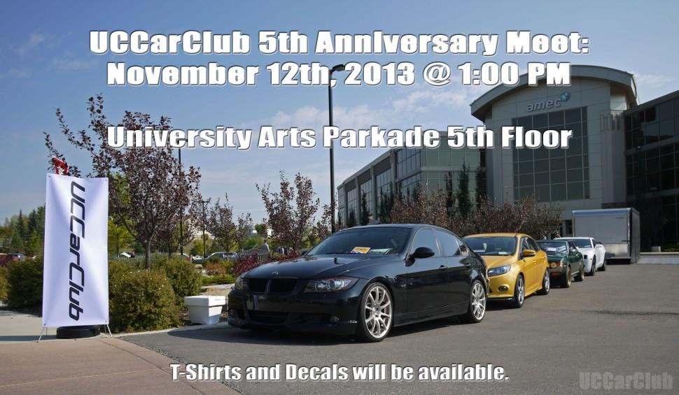 UCCC 5TH year meet