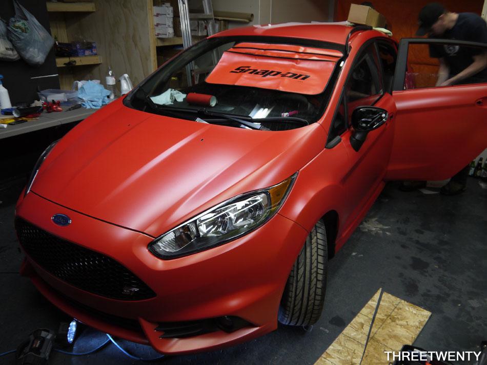 Project Fiesta 40