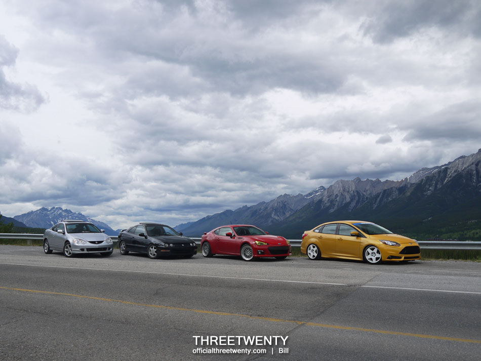 Canmore meet 2