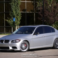 Silver is The New Black: Solomon's E90
