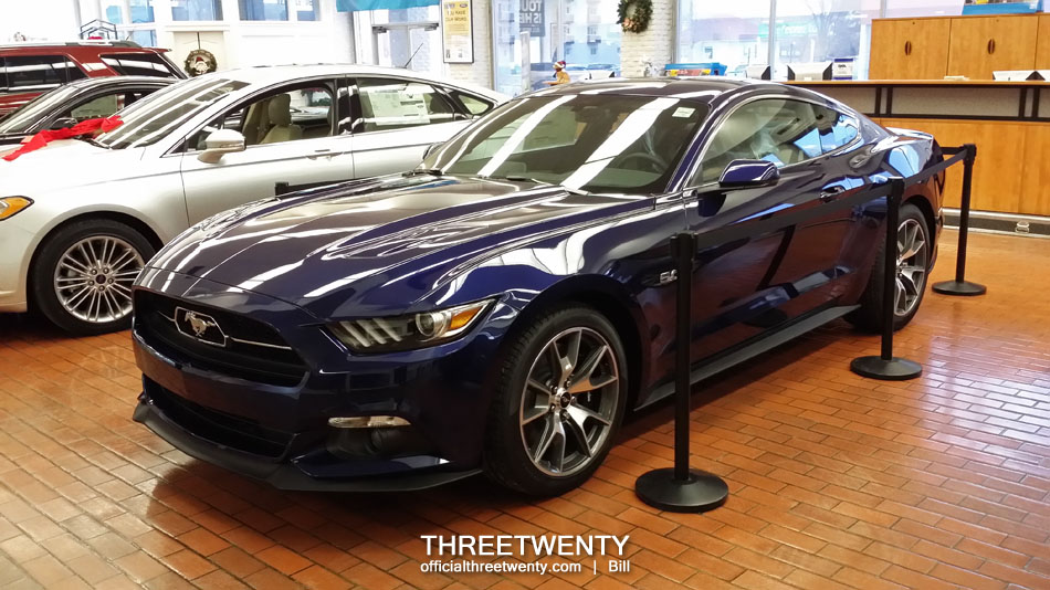 2015 Mustang 1