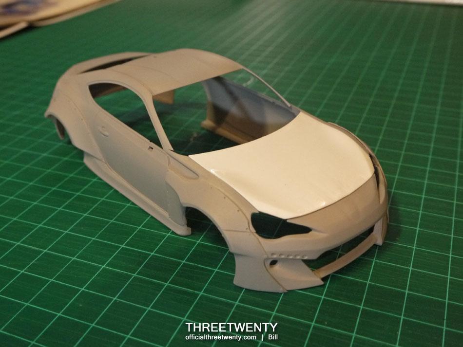 Rocket Bunny models 6