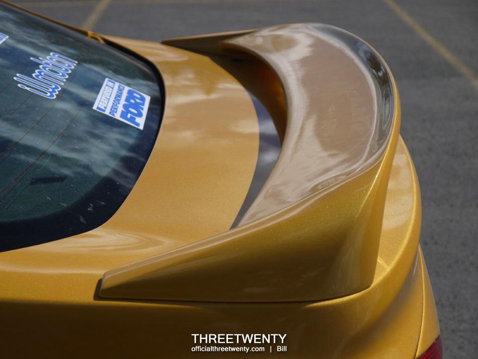 3D Carbon wing 5