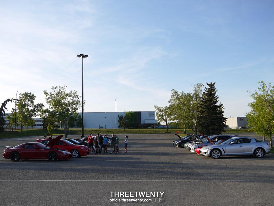 Mazda Meet 13