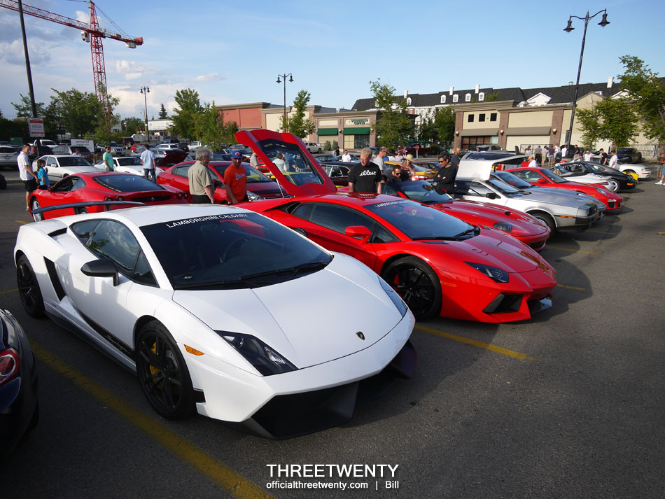 Cars and Coffee July 21 11