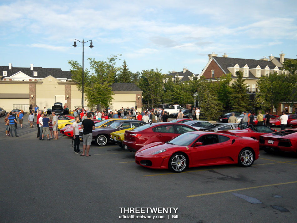 Cars and Coffee July 21 16