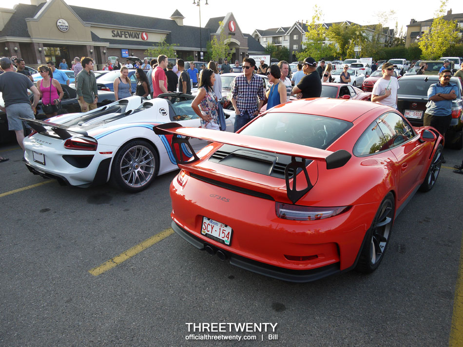Cars and Coffee August 11 14