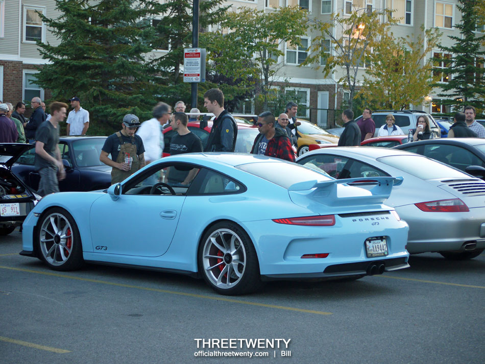 Cars and Coffee September 22 2015 6