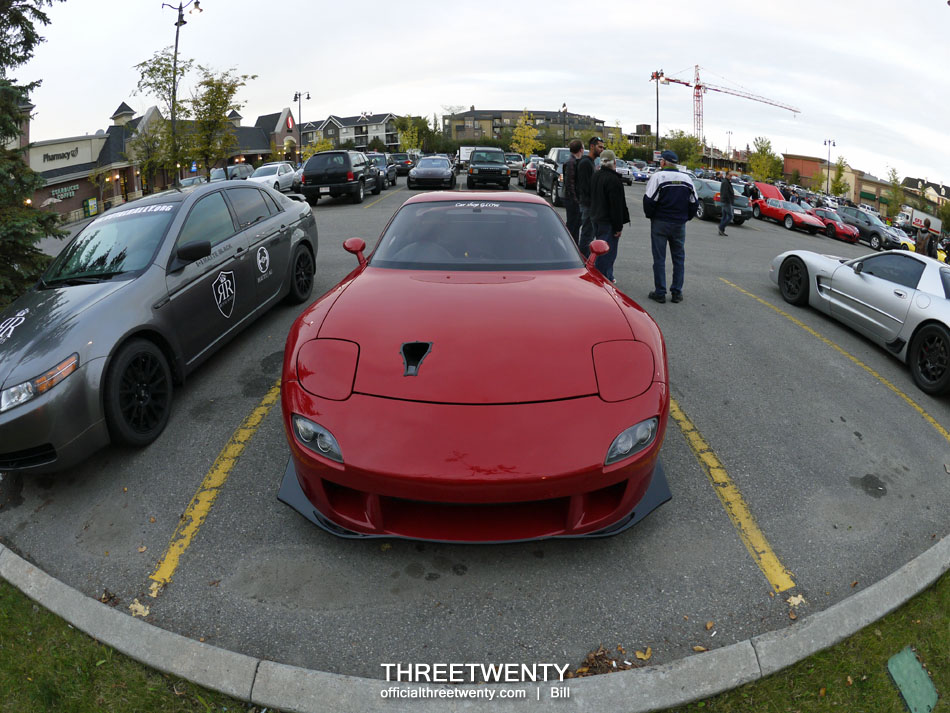 Cars and Coffee September 8 14