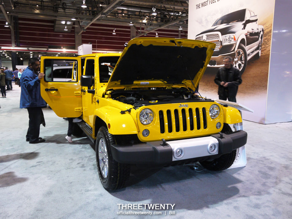 YYC Auto Show 2015 32