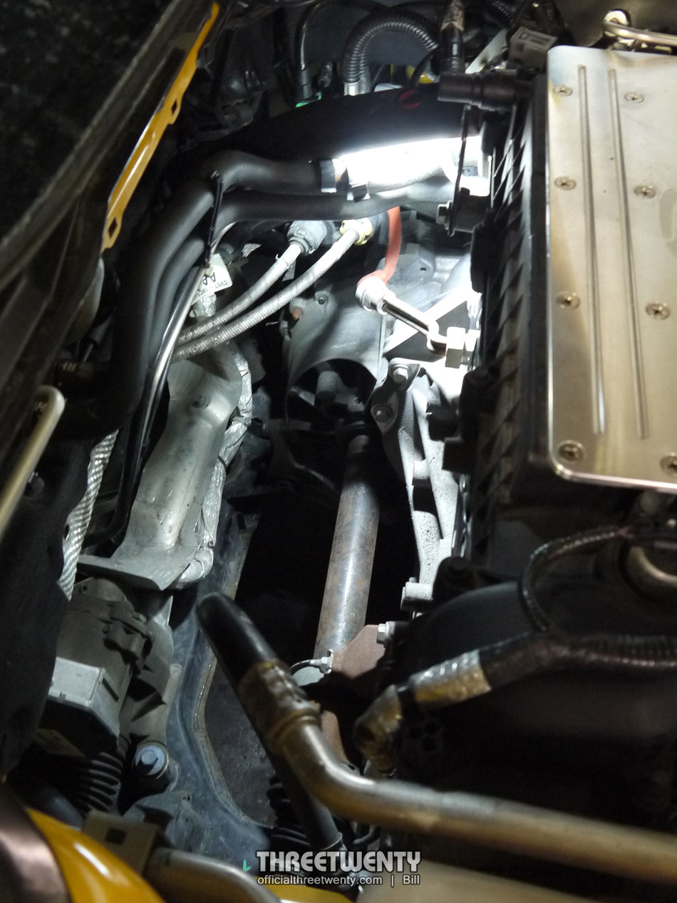 Obx Header Install Part 1 2012 Ford Focus Headers 15
