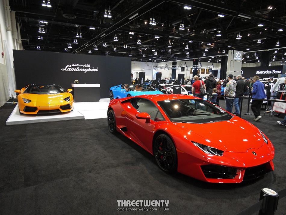 YYC Auto Show 2016 61