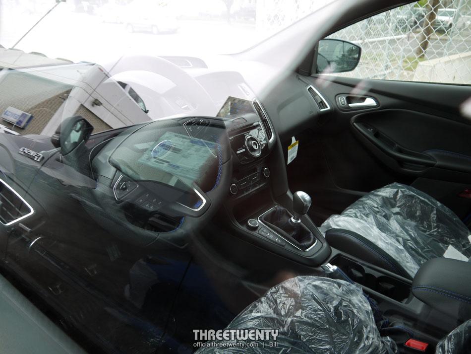 Focus RS 13