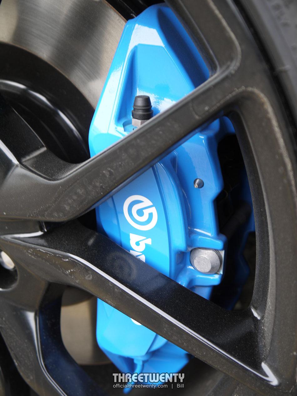 Focus RS 32