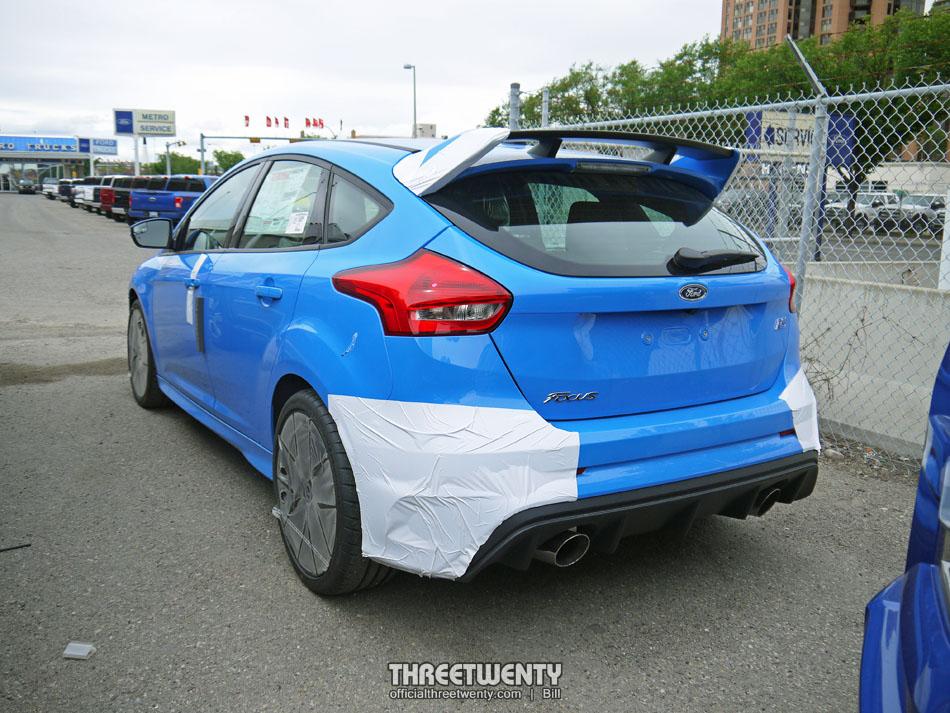 Focus RS 8