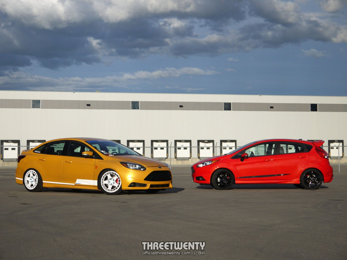 Mustard and Sriracha: The new fifteen52 Project ST cars!