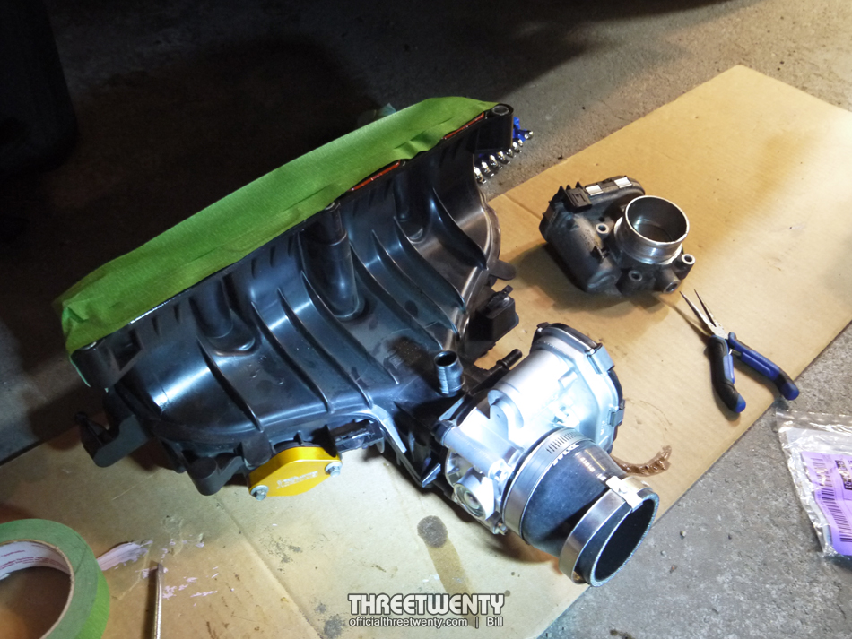 23 EB throttle body 10