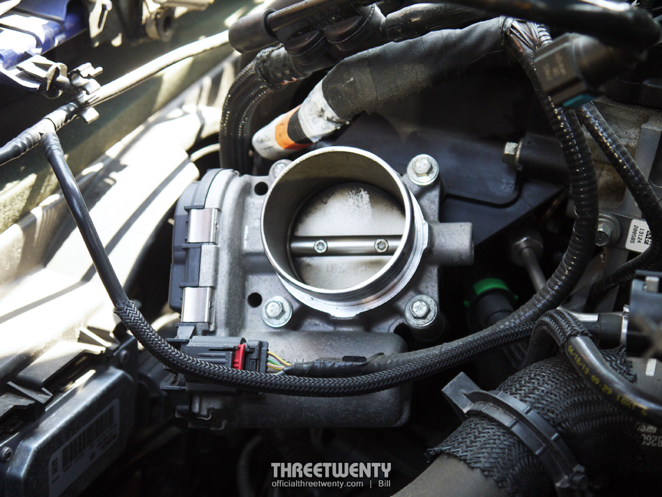 23 EB throttle body 11