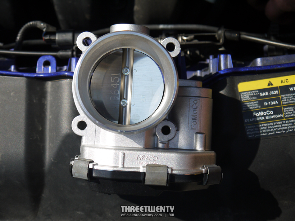 23 EB throttle body 12
