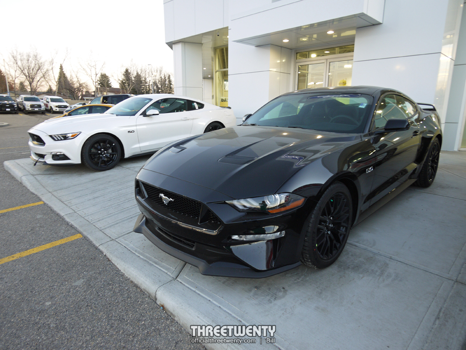 2018 Mustang 3