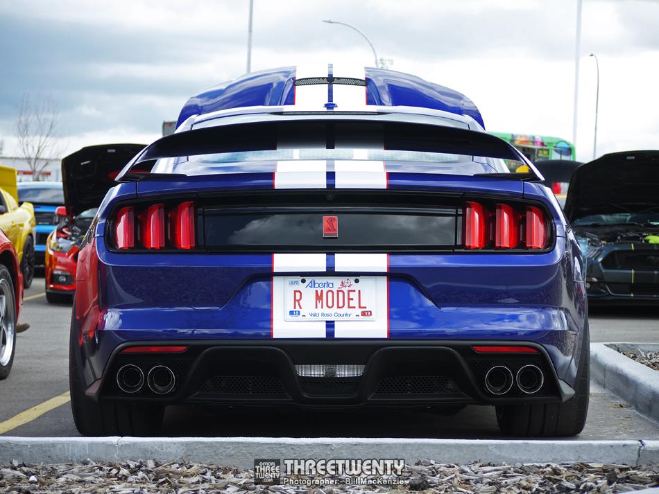 Mustang Club Show 2018 1