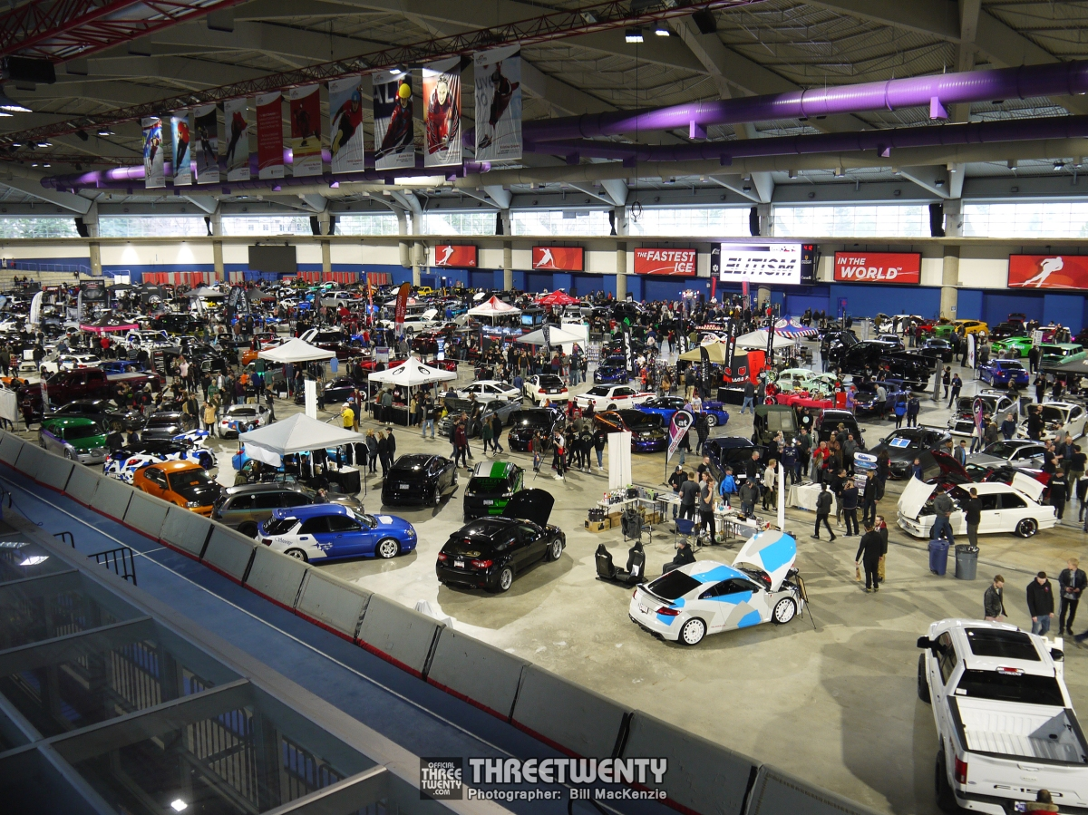 Driven Calgary 2019 - Times are Changing (Setup day)