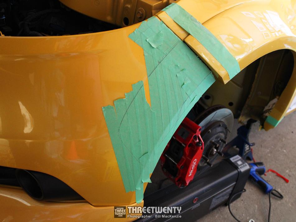Mustard Flare Install 15