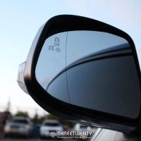 Brian's Focus Gets Euro Mirrors