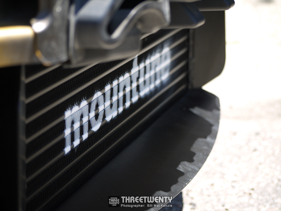 Mountune Intercooler 13
