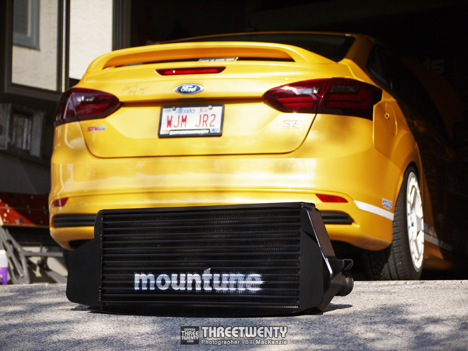 Mountune Intercooler 5