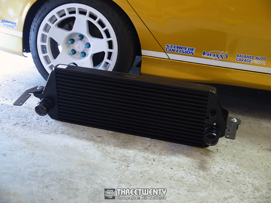 Mountune Intercooler 6