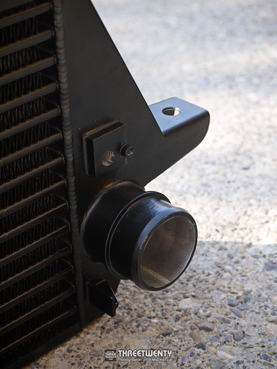 Mountune Intercooler 7