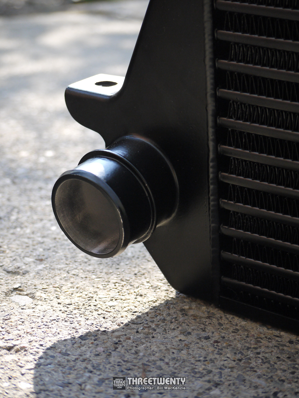 Mountune Intercooler 9